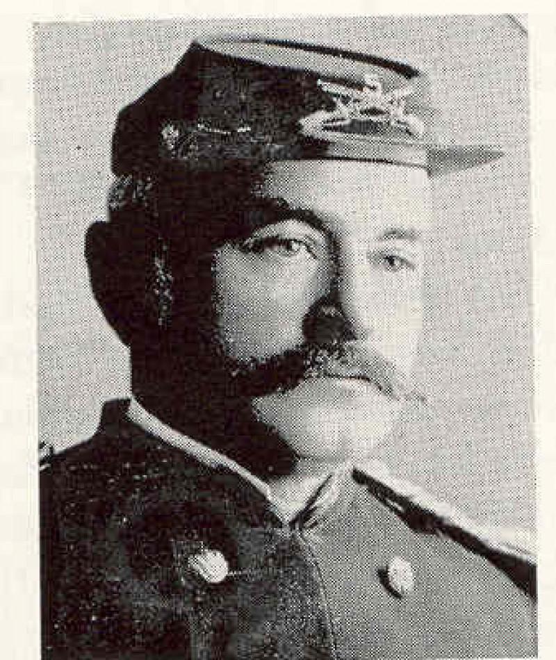 Medal of Honor Recipient Frank D. Baldwin