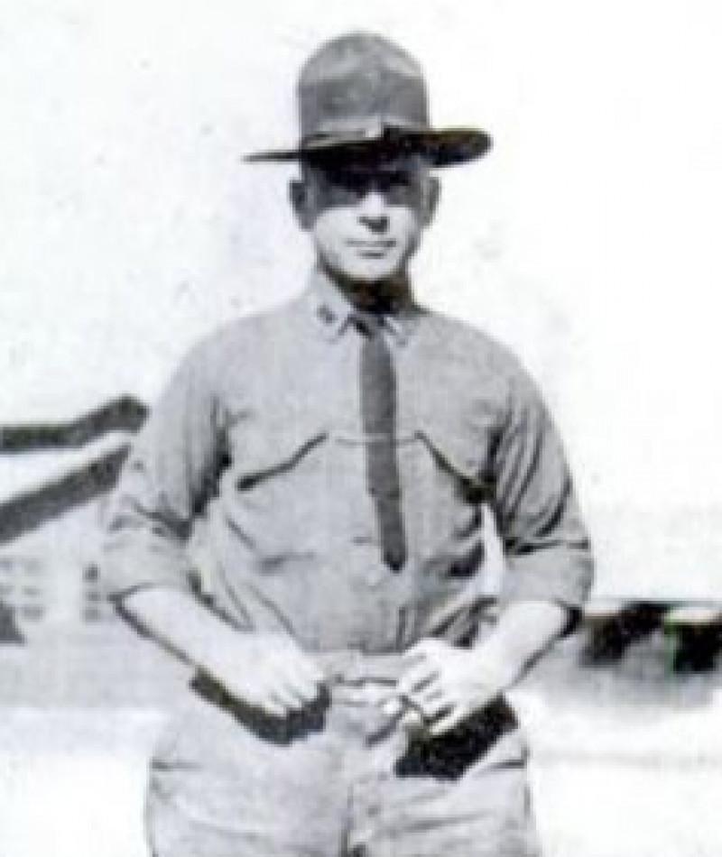 Medal of Honor Recipient Antoine A. Gaujot