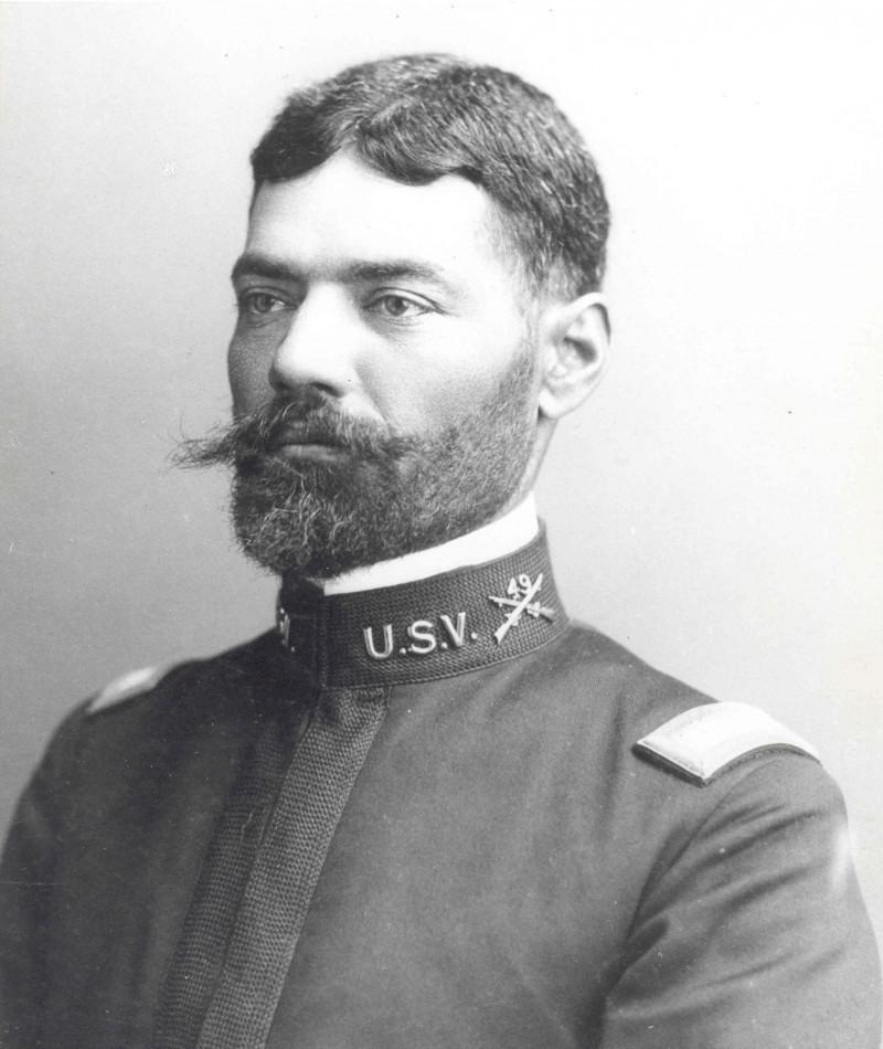 Medal of Honor Recipient Edward L. Baker Jr.