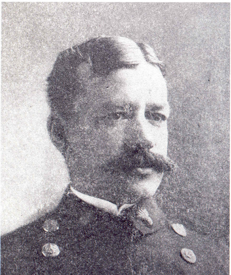 Medal of Honor Recipient George Charette