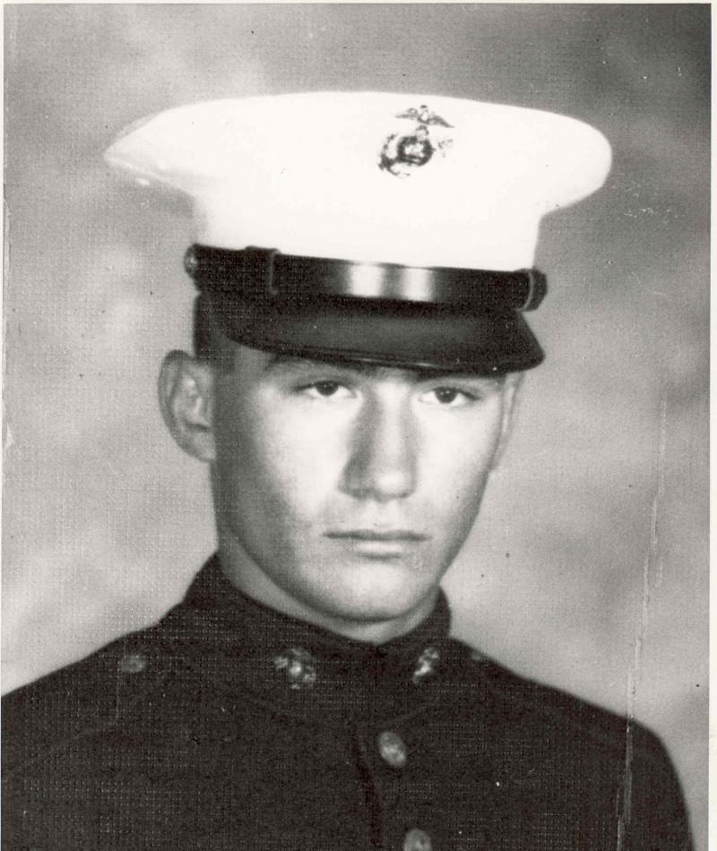 Medal of Honor Recipient Bruce W. Carter