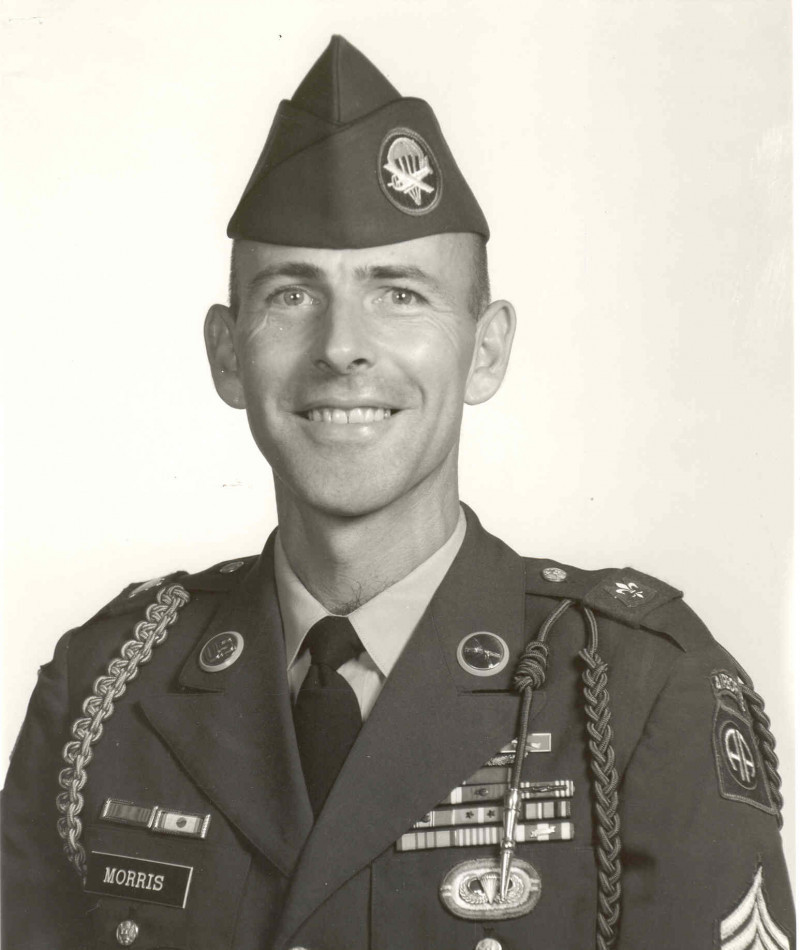 Medal of Honor Recipient Charles B. Morris