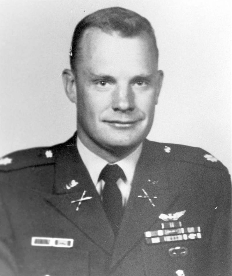 Medal of Honor Recipient William E. Adams