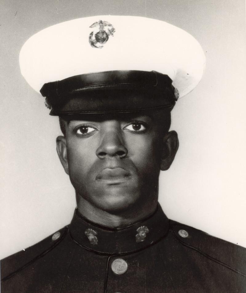 Medal of Honor Recipient James Anderson Jr.