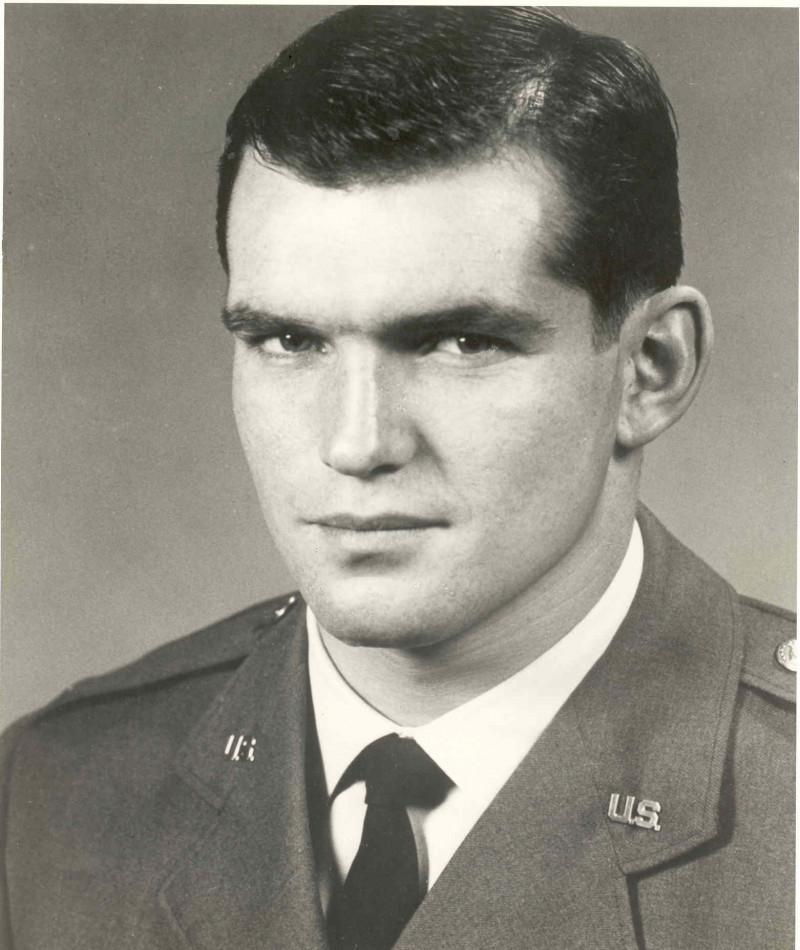 Medal of Honor Recipient Lance P. Sijan