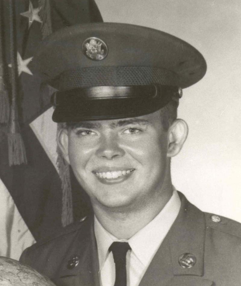 Medal of Honor Recipient Frank A. Herda