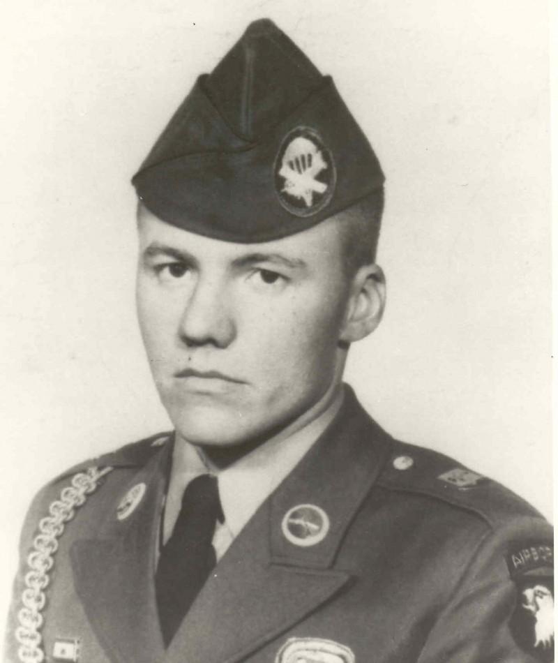 Medal of Honor Recipient Glenn H. English Jr.