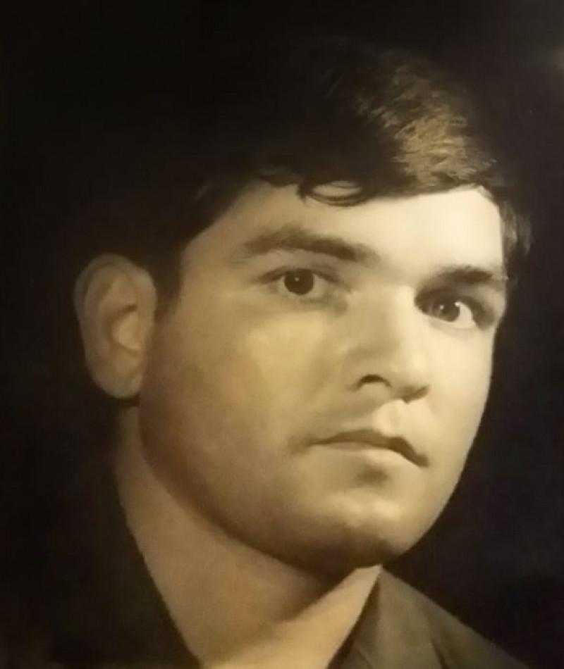 Medal of Honor Recipient Candelario Garcia