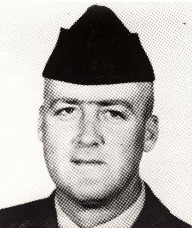 Medal of Honor Recipient Peter S. Connor