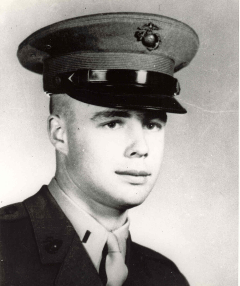 Medal of Honor Recipient John P. Bobo
