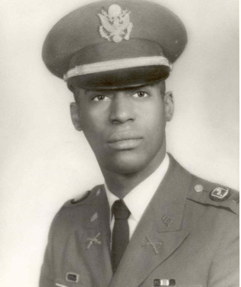 Medal of Honor Recipient John E. Warren Jr.