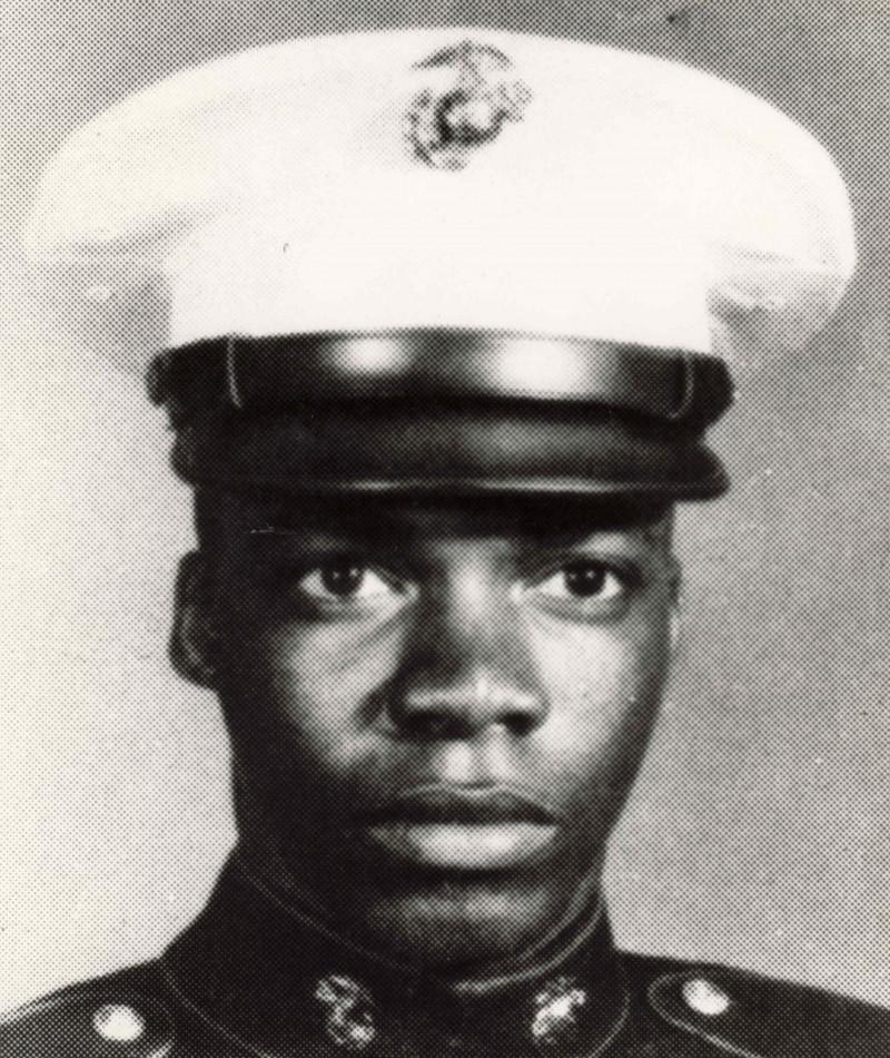 Medal of Honor Recipient Oscar P. Austin