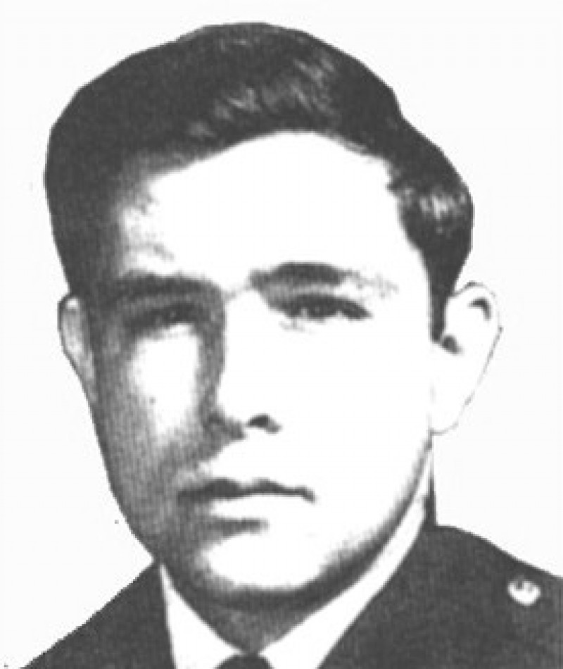 Medal of Honor Recipient Steven L. Bennett