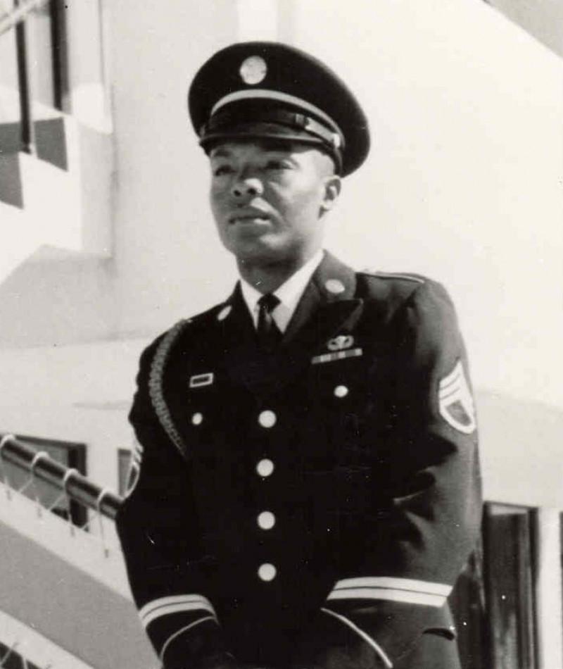 Medal of Honor Recipient William M. Bryant
