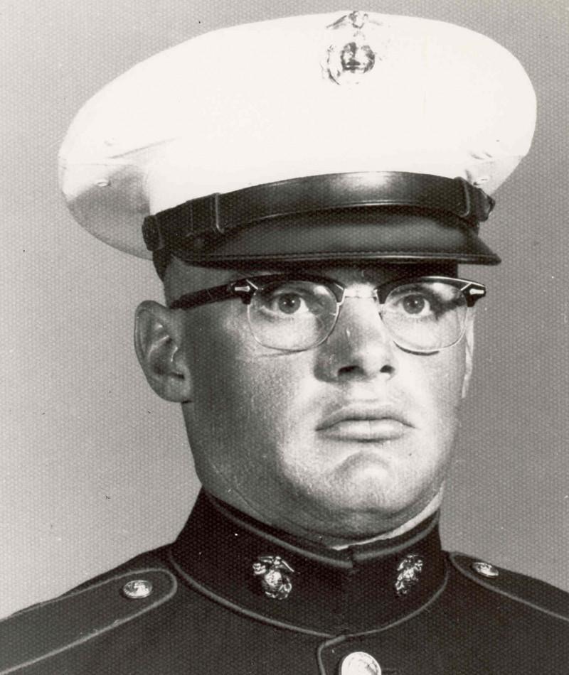 Medal of Honor Recipient Ronald L. Coker