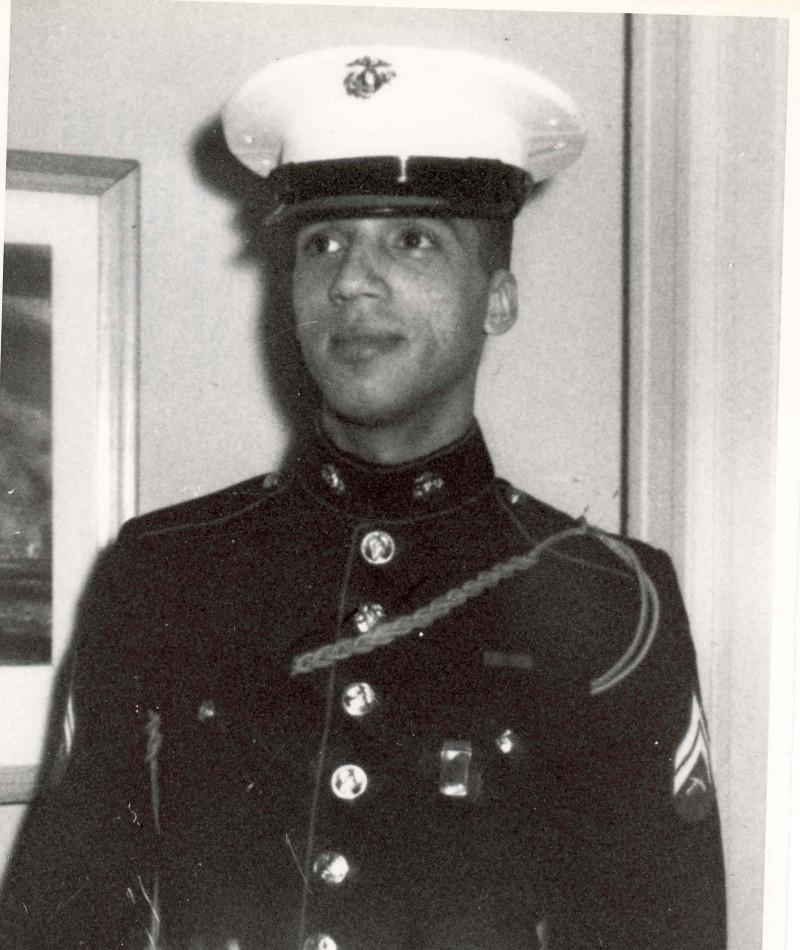 Medal of Honor Recipient Rodney M. Davis