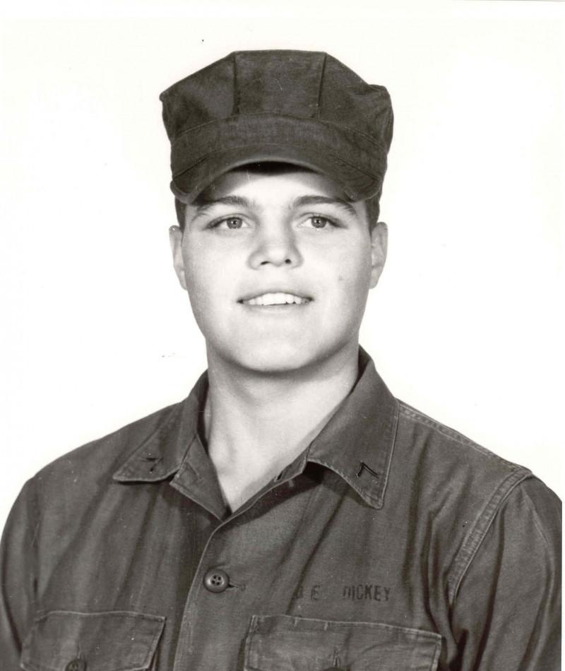Medal of Honor Recipient Douglas E. Dickey