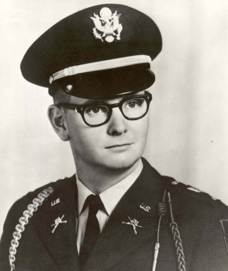 Medal of Honor Recipient Robert J. Hibbs