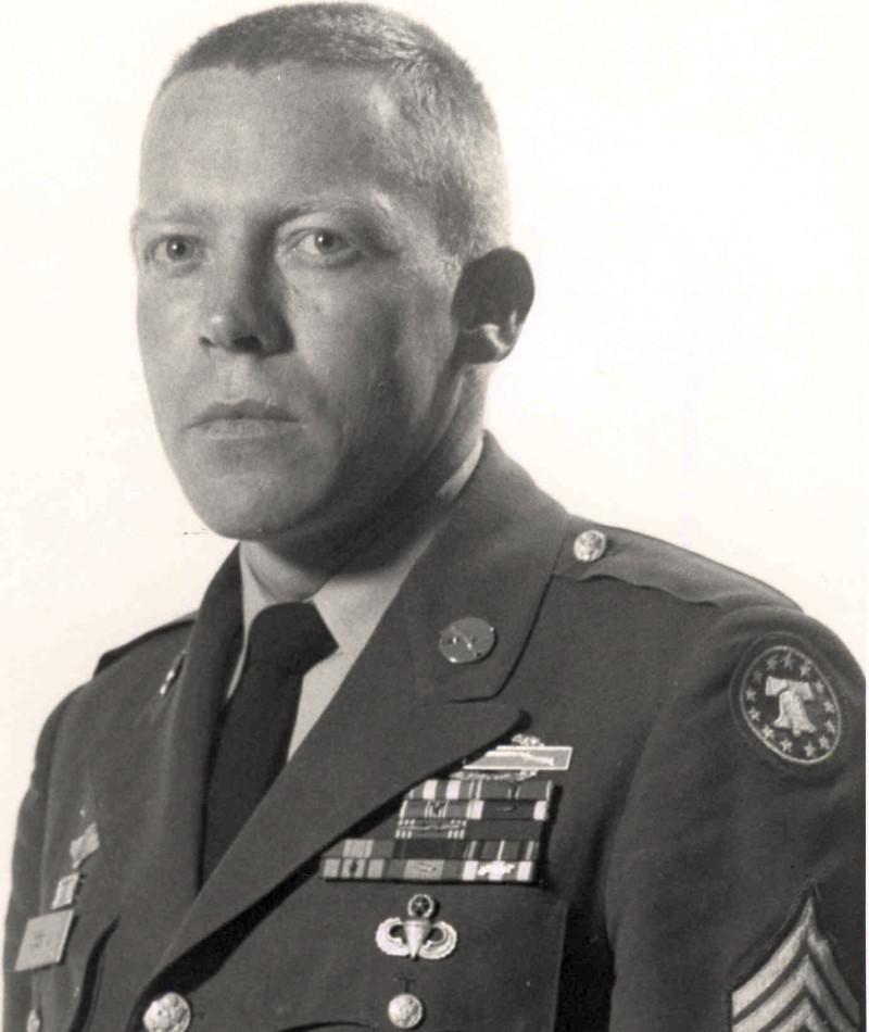 Medal of Honor Recipient Joe R. Hooper