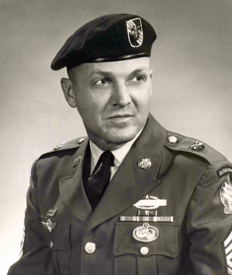 Medal of Honor Recipient Charles E. Hosking Jr.