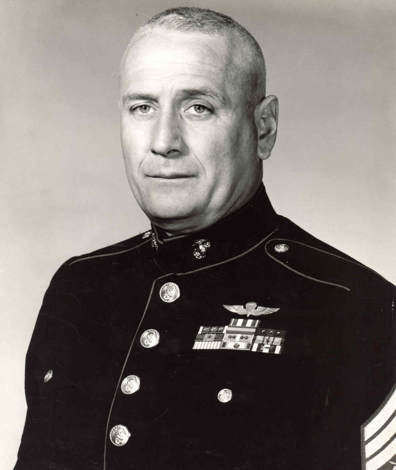 Medal of Honor Recipient Jimmie E. Howard