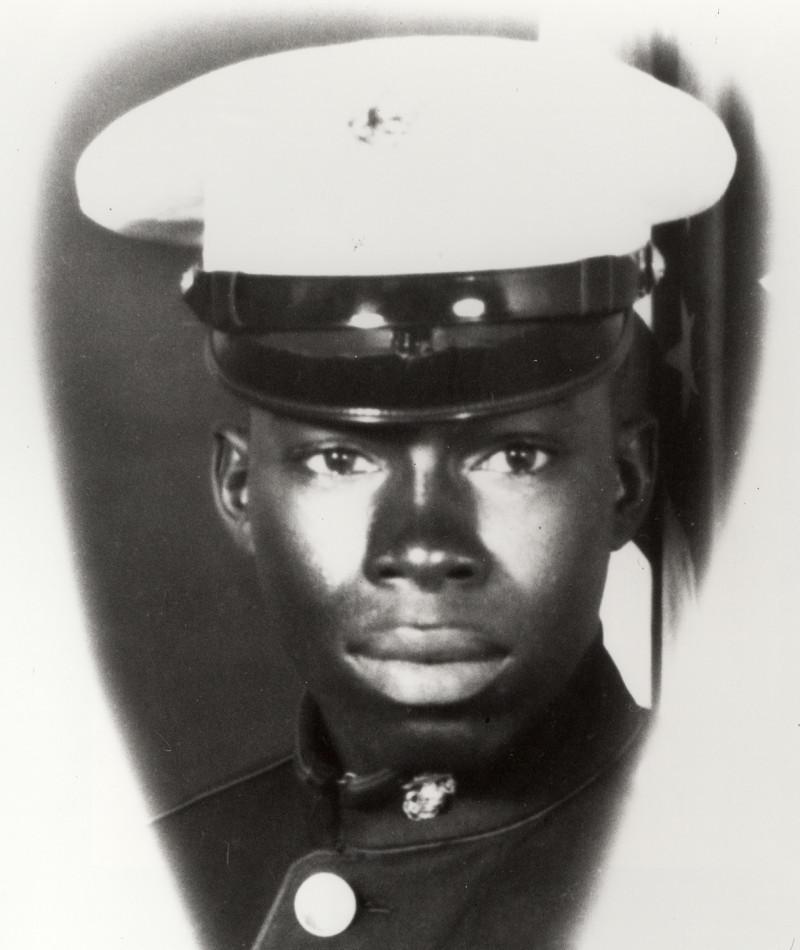 Medal of Honor Recipient Ralph H. Johnson