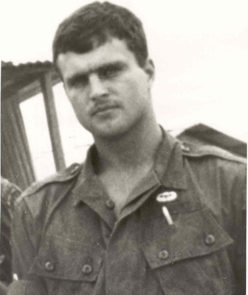 Medal of Honor Recipient John J. Kedenburg