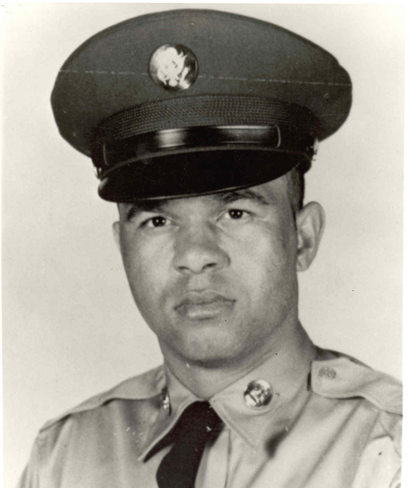 Medal of Honor Recipient Donald R. Long
