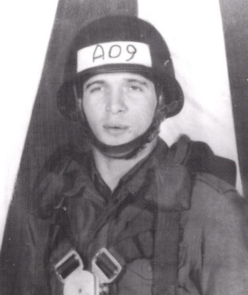 Medal of Honor Recipient Carlos J. Lozada