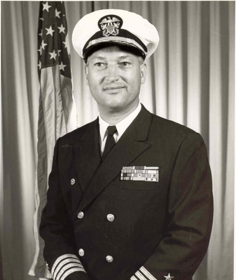 Medal of Honor Recipient William L. McGonagle