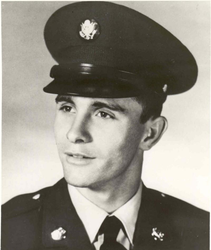 Medal of Honor Recipient Frankie Z. Molnar