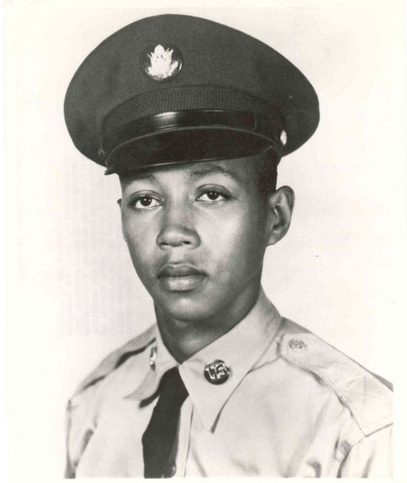 Medal of Honor Recipient Milton L. Olive III