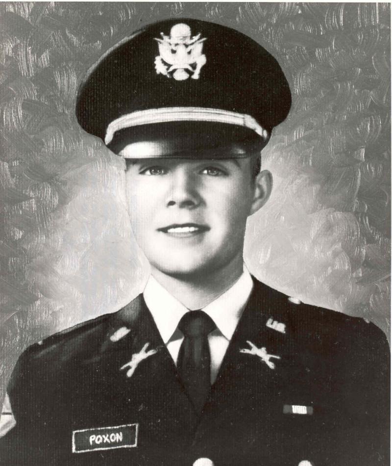 Medal of Honor Recipient Robert L. Poxon