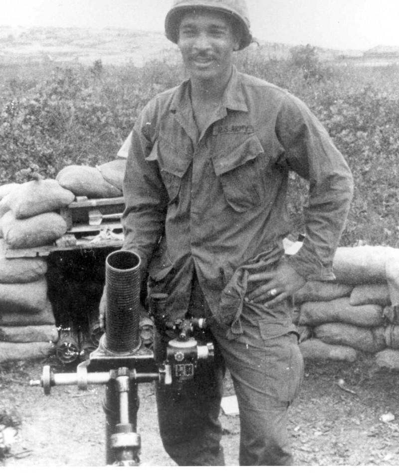 Medal of Honor Recipient Hector Santiago-Colon