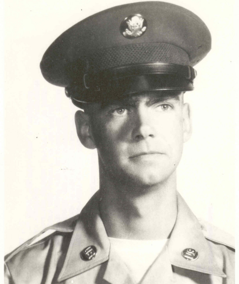 Medal of Honor Recipient Daniel J. Shea
