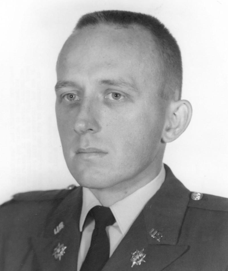 Medal of Honor Recipient George K. Sisler