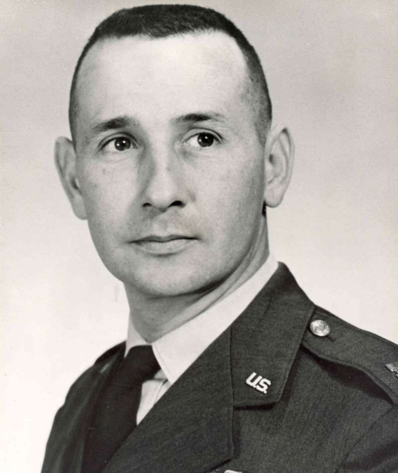 Medal of Honor Recipient Hilliard A. Wilbanks