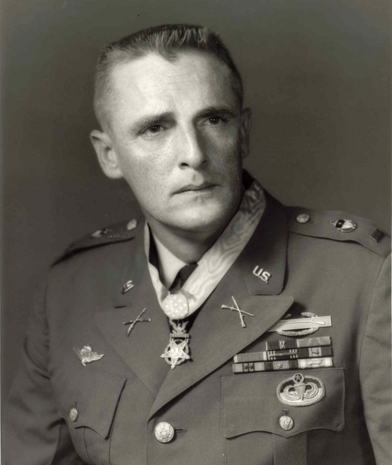 Medal of Honor Recipient Charles Q. Williams