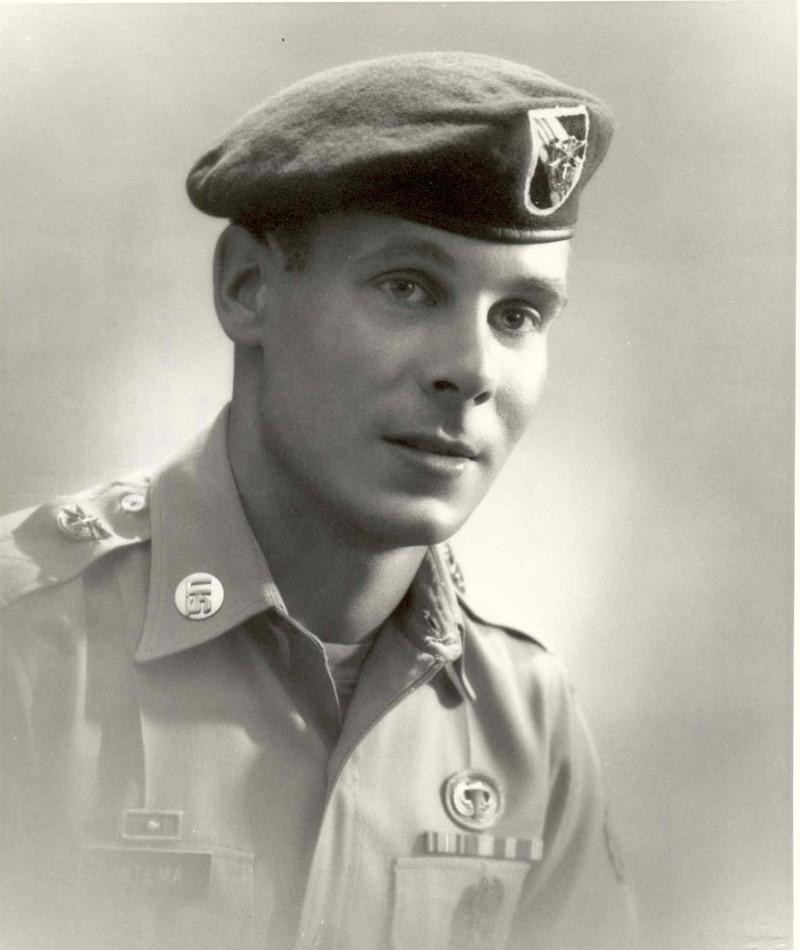 Medal of Honor Recipient Gordon D. Yntema