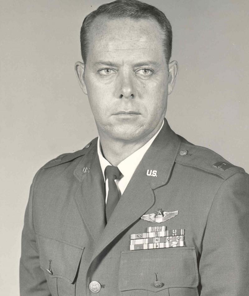 Medal of Honor Recipient Gerald O. Young