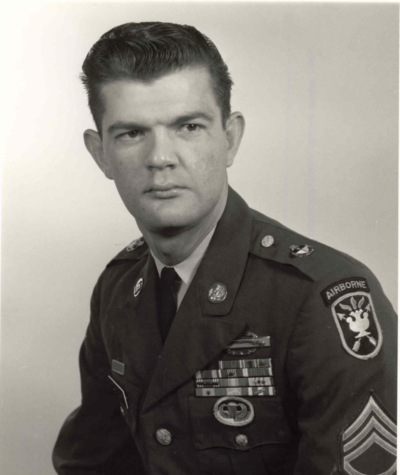 Medal of Honor Recipient Fred W. Zabitosky