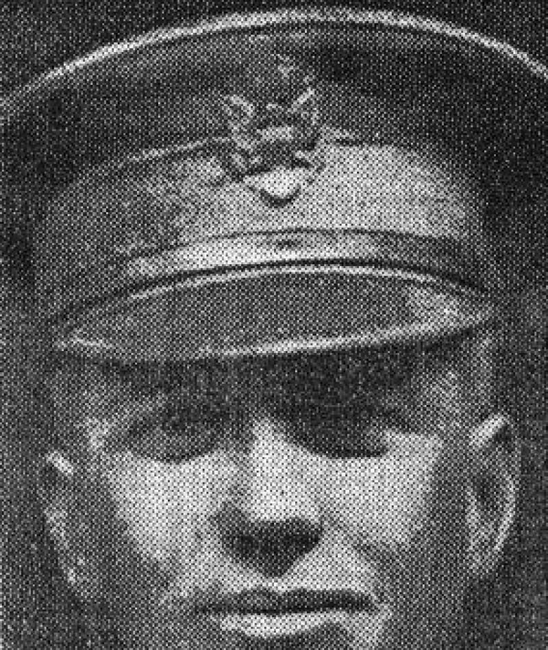 Medal of Honor Recipient Albert E. Baesel