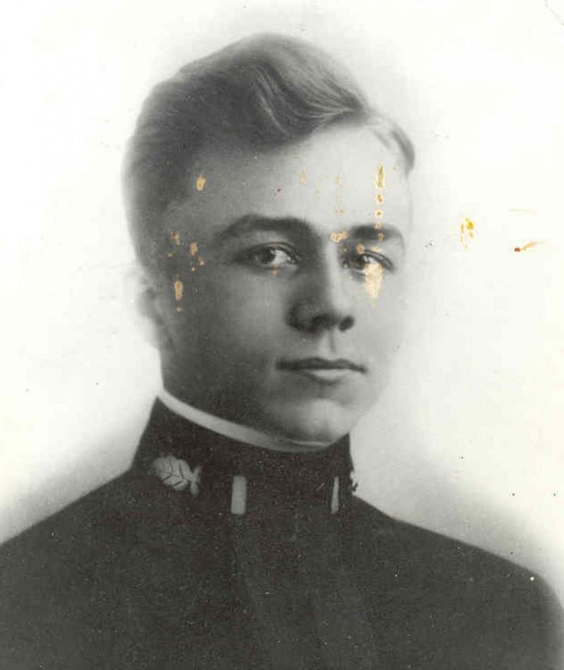 Medal of Honor Recipient Weedon E. Osborne