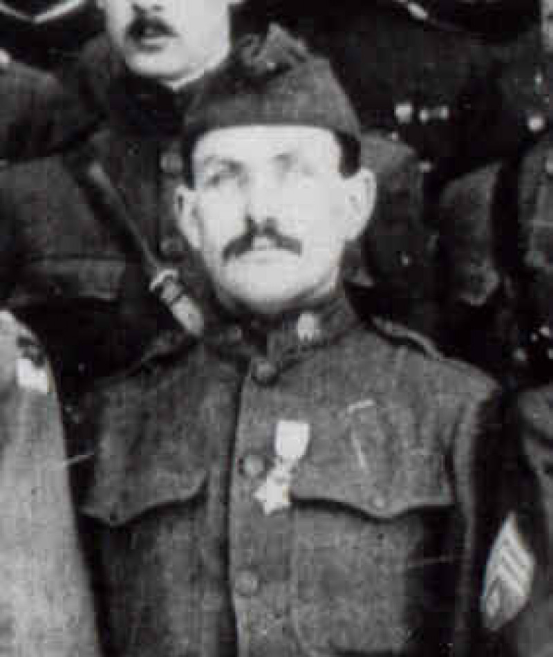 Medal of Honor Recipient Johannes S. Anderson