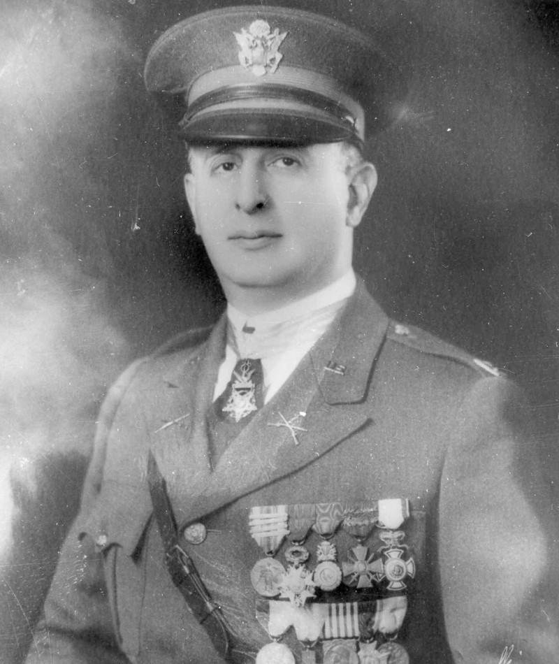 Medal of Honor Recipient Sydney G. Gumpertz