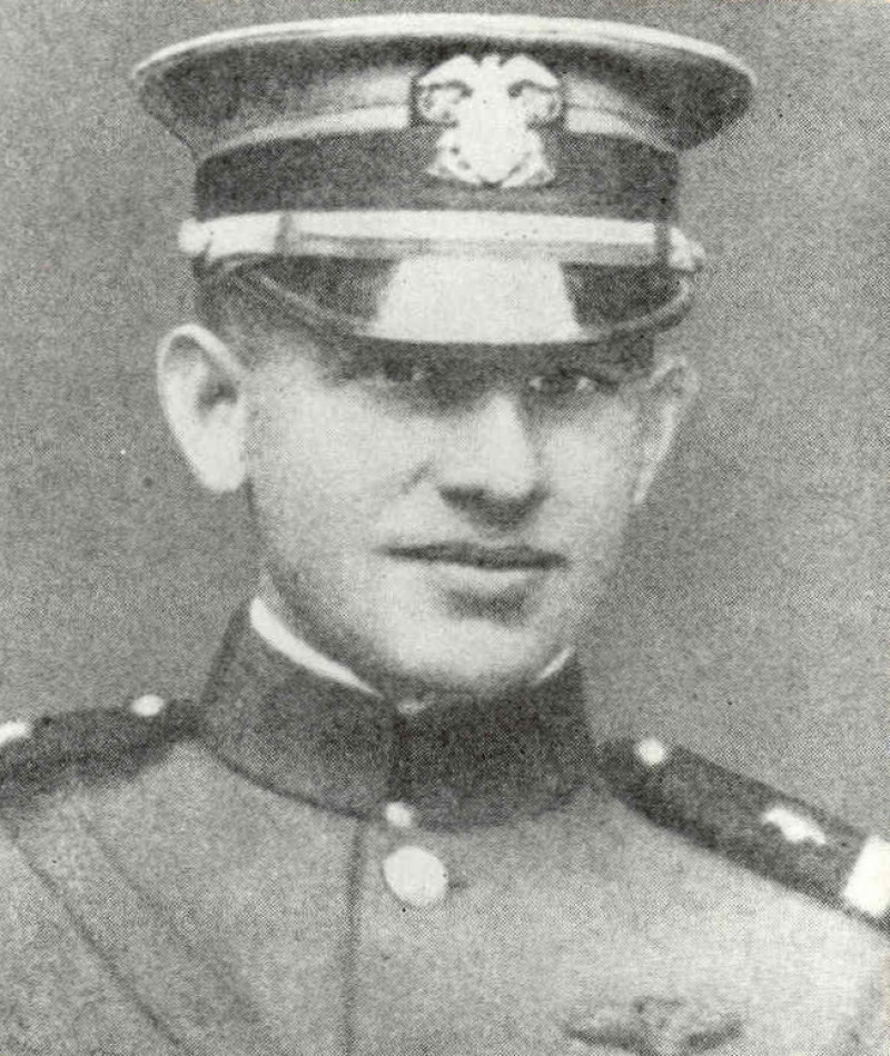 Medal of Honor Recipient Charles H. Hammann