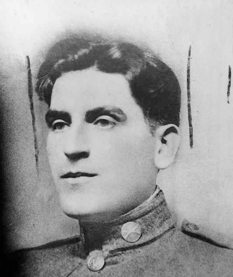 Medal of Honor Recipient James E. Karnes