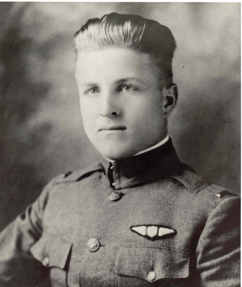 Medal of Honor Recipient Frank Luke Jr.