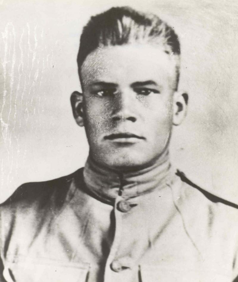 Medal of Honor Recipient John H. Pruitt