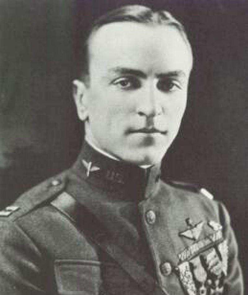 Medal of Honor Recipient Edward V. Rickenbacker